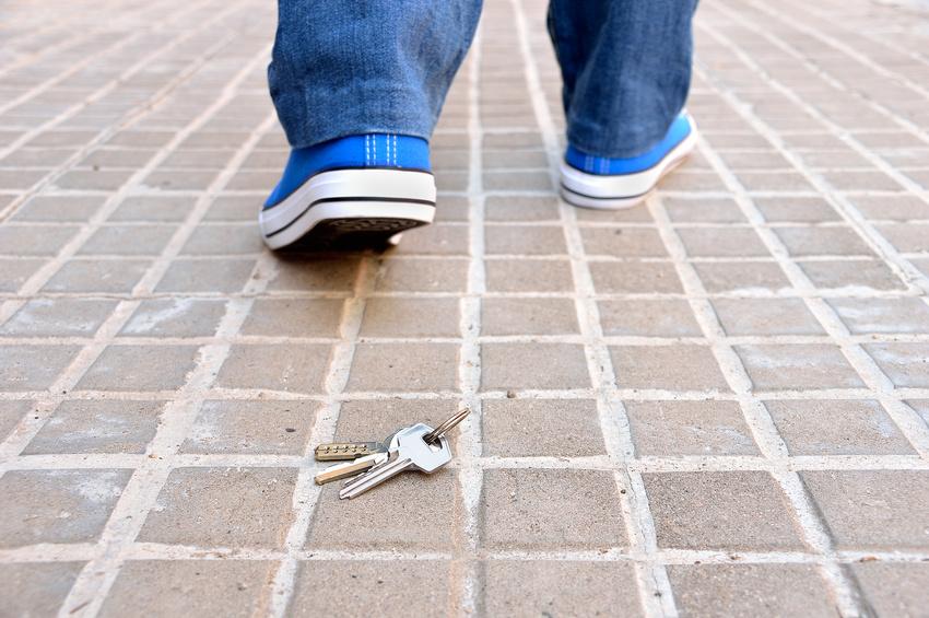 Schlüssel verloren Wohnung auf Zeit