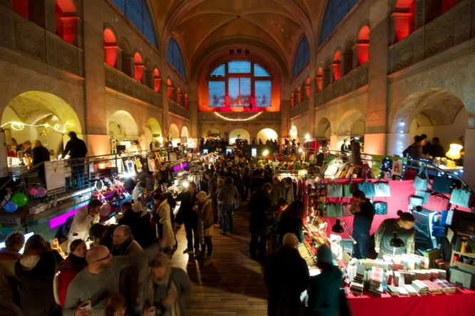 Alternative Weihnachtsmärkte in Berlin