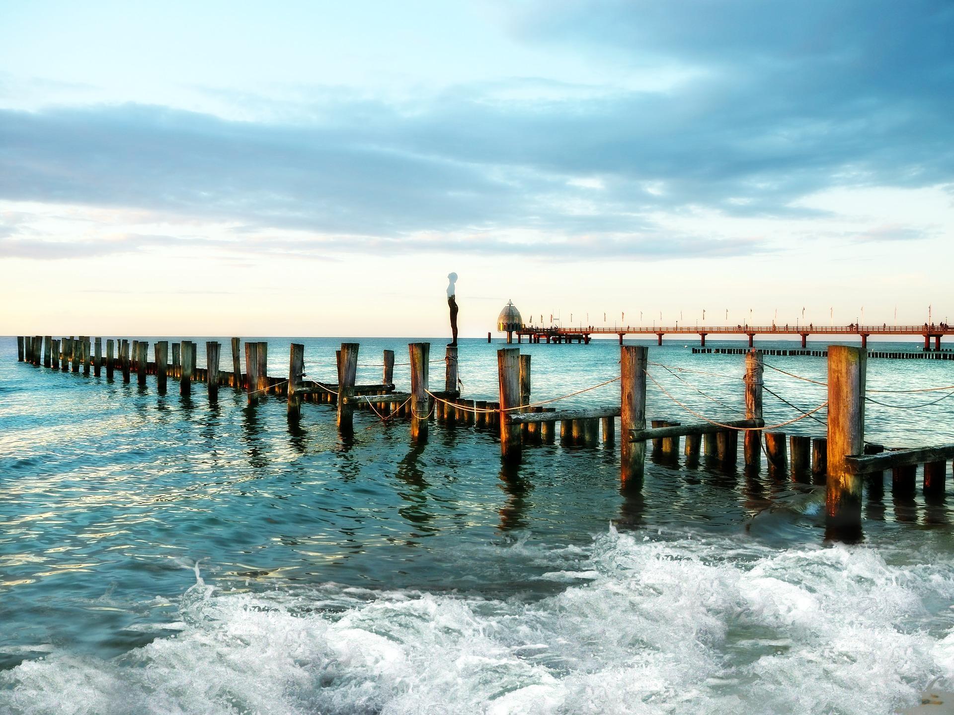Ostsee Seebrücke