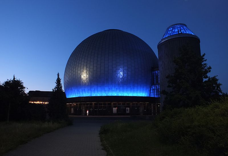 planetarium in berlin