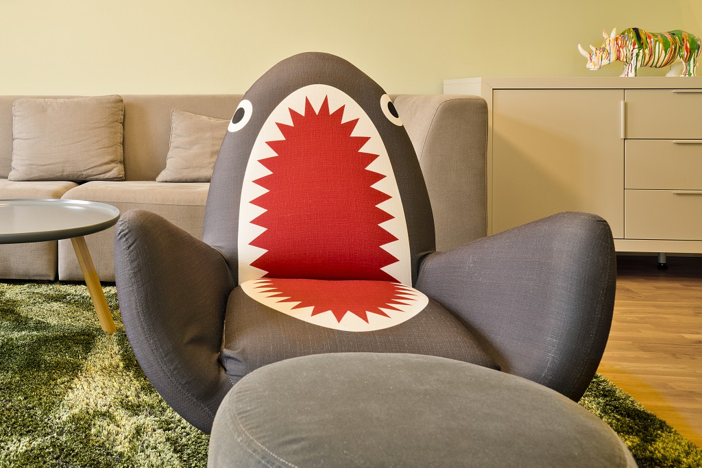 Shark Armchair