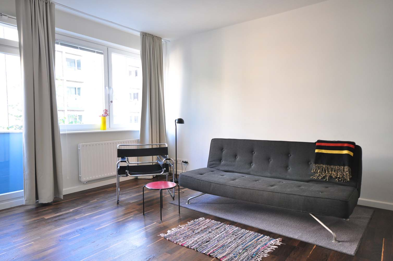 Small Apartment with Balcony in Charlottenburg