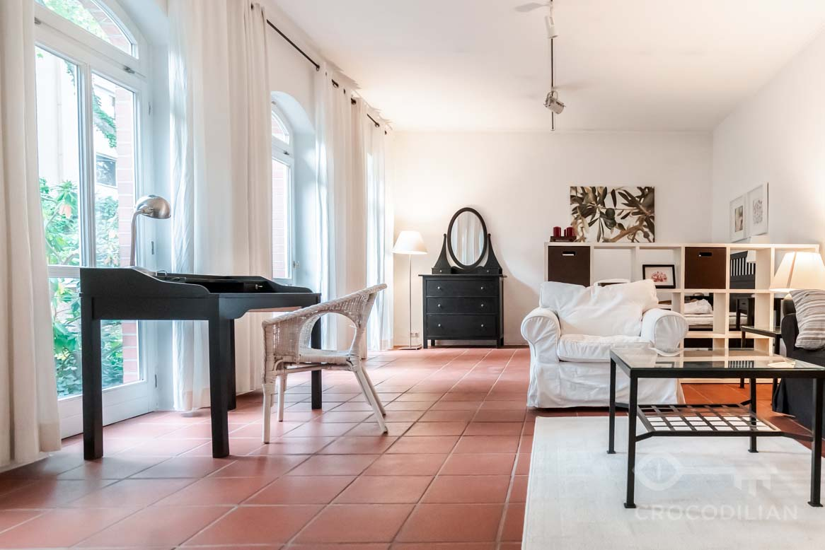Own House with Garden and Terrace and 30 min to Mitte