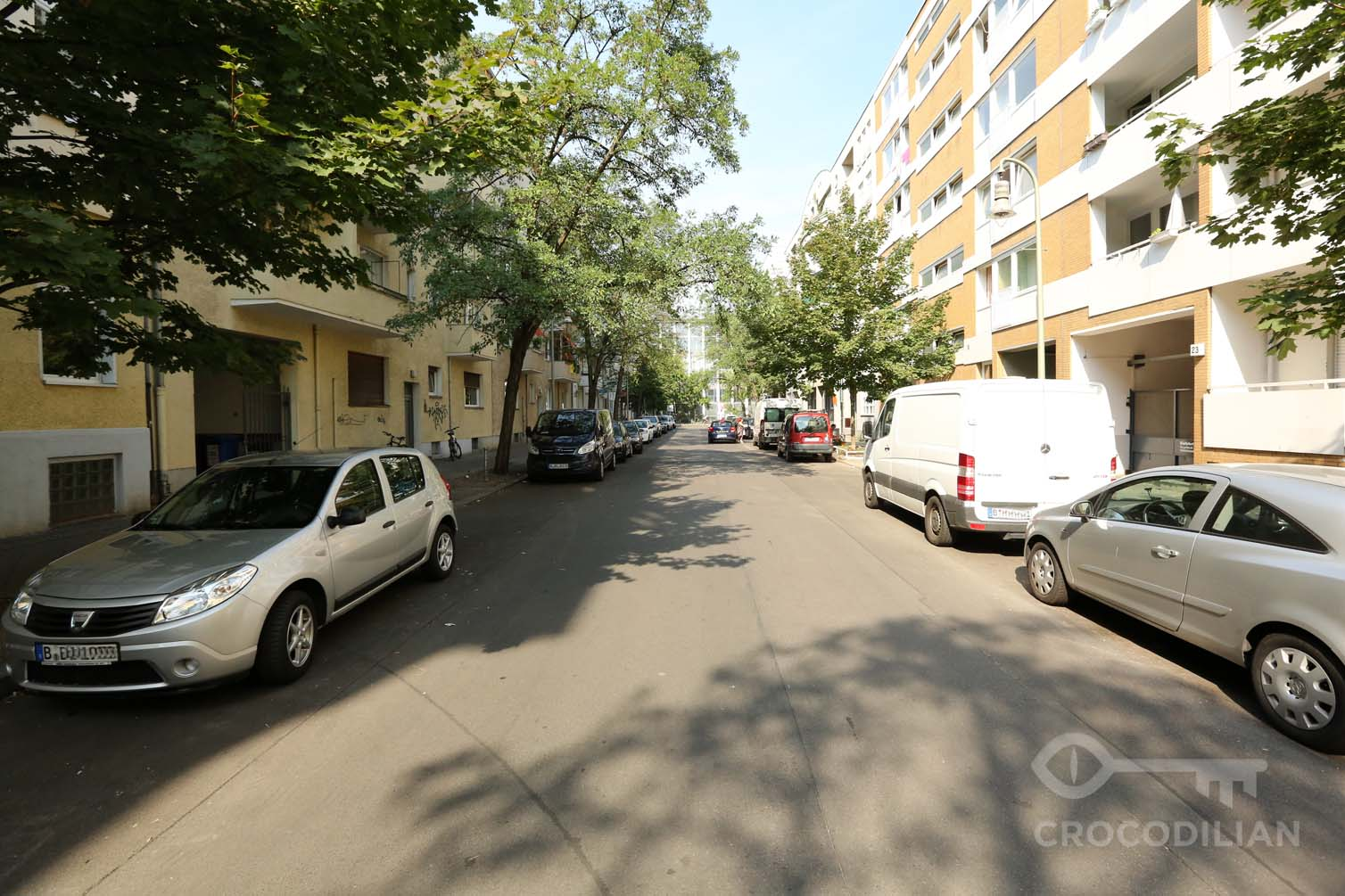 Apartment with Garden, close to Potsdamer Platz