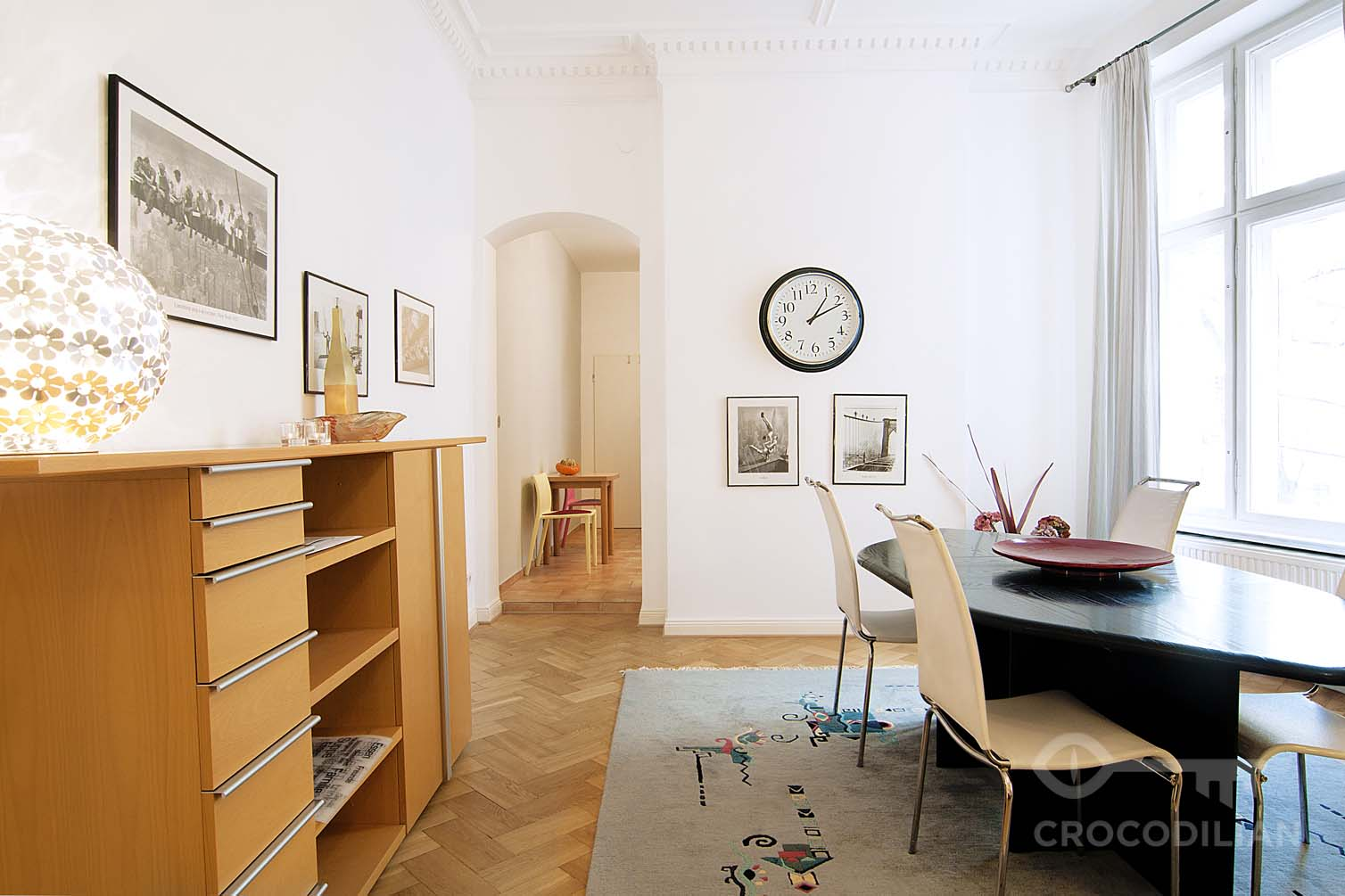 2-Room Apartment near Savignyplatz, Bleibtreustr.