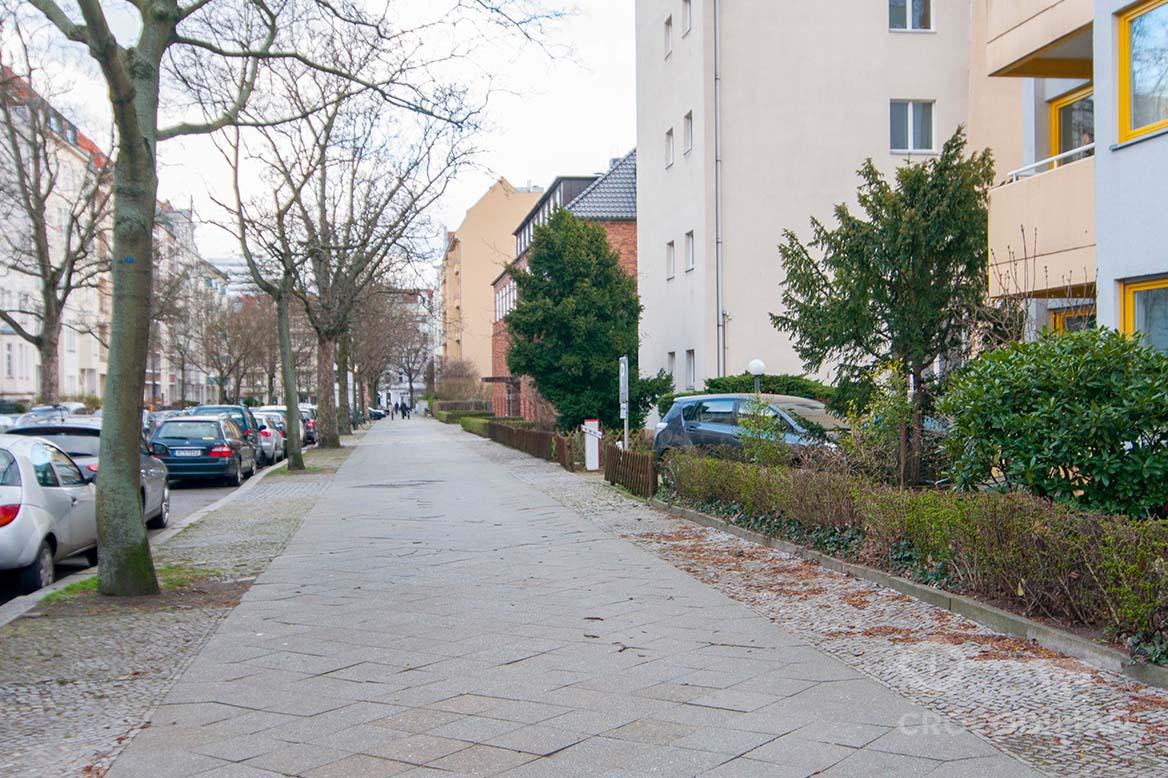 2 Zi Wohnung Mit Balkon Privatem Zugang Zum Lietzensee Kuno