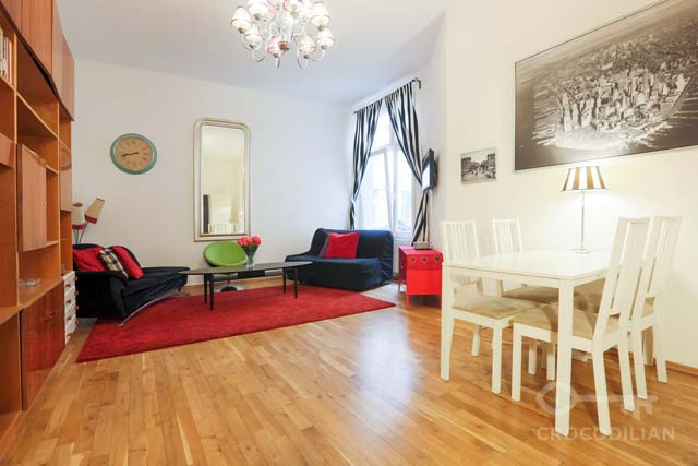 2-Room Flat close to Nordbahnhof in Mitte