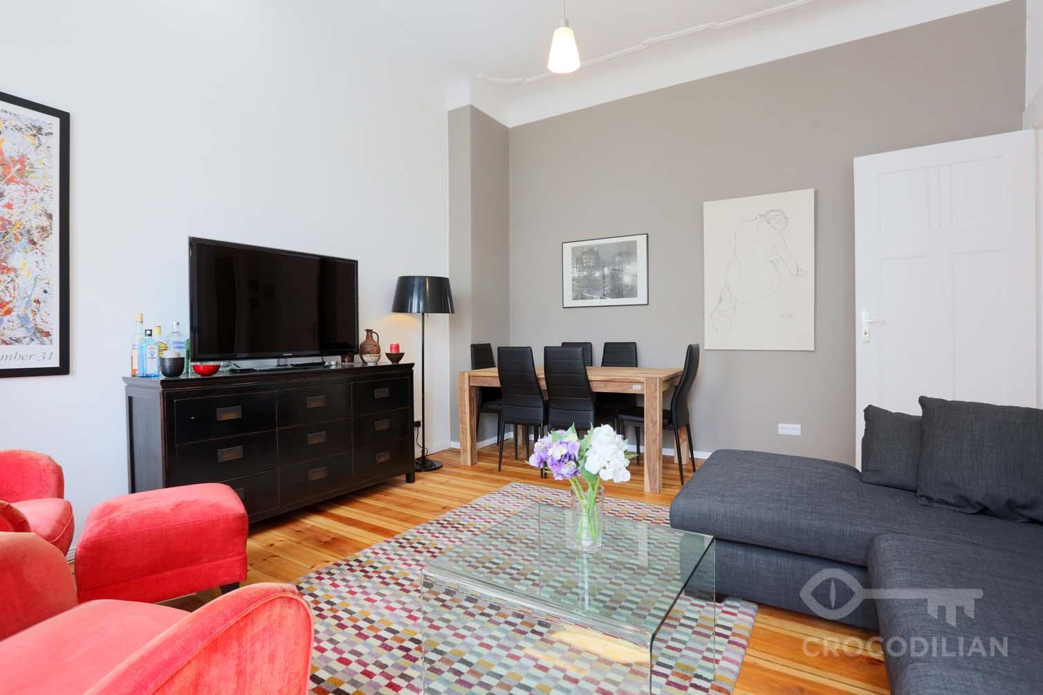 Stylish 2-Room Apartment with Flair, Eisenacher Str.