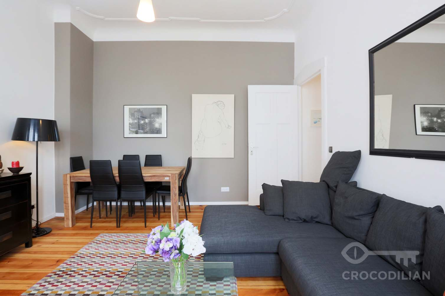 Stylish 2-Room Apartment with Flair, Eisenacher Str.