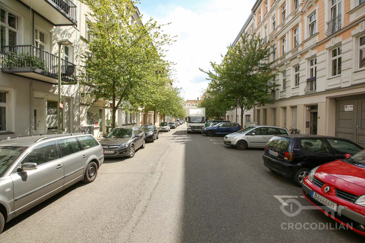 Modern 2 Room Flat In Prenzlauer Berg Christburger Str