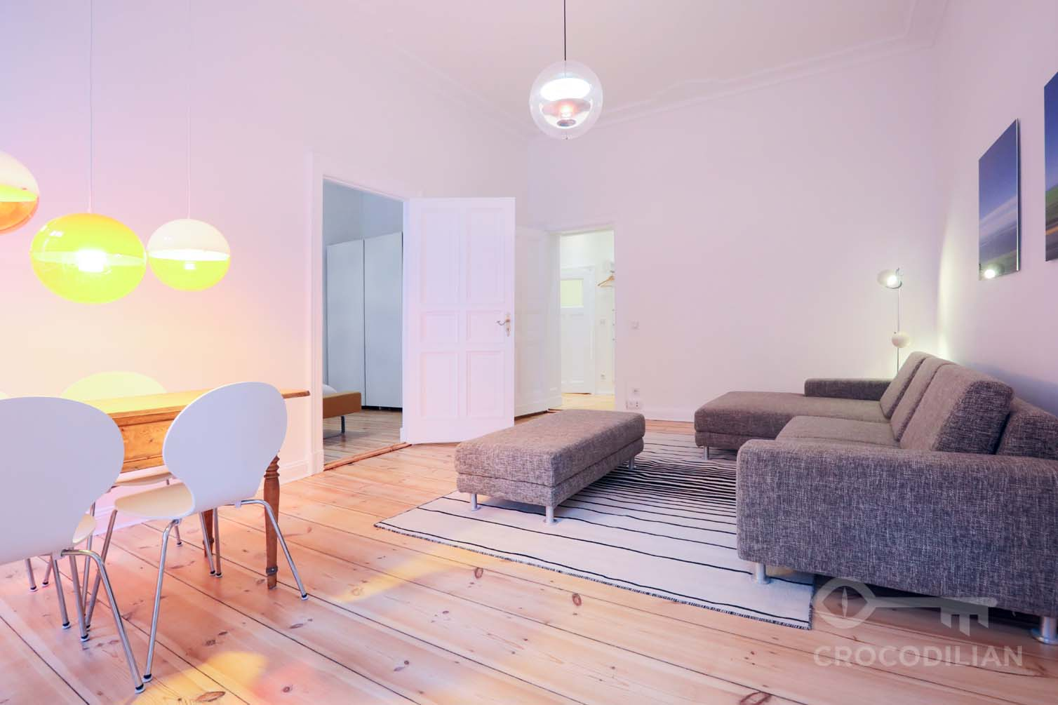 Spacious Apartment in perfect Location in Mitte