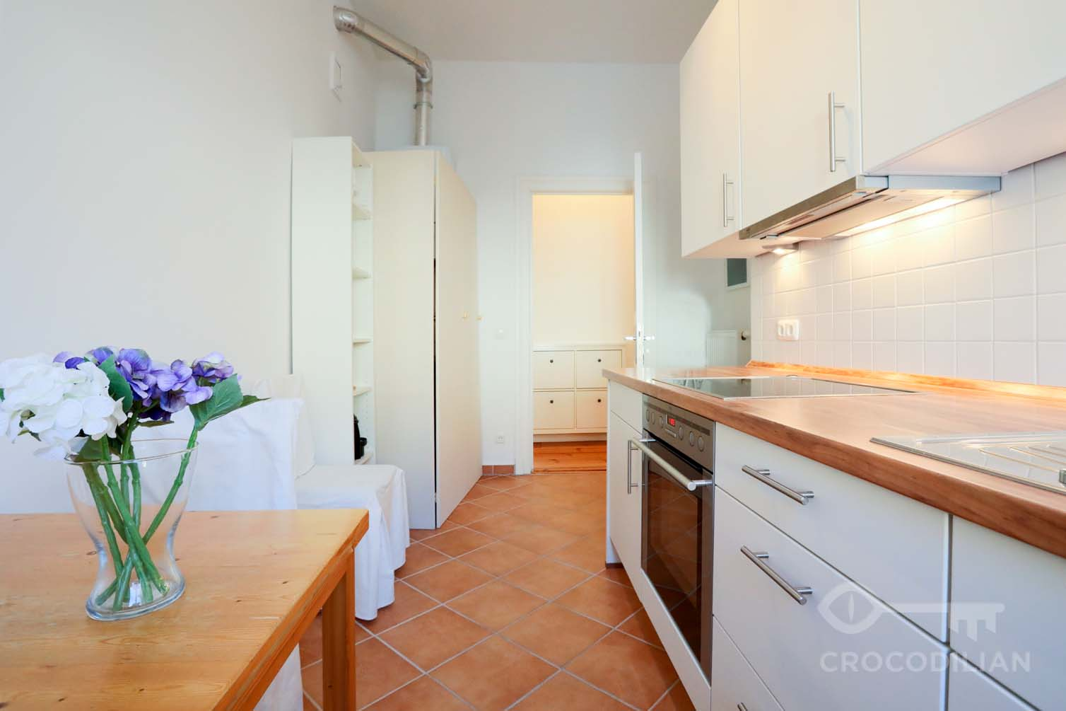 Cosy 1-Room-Apartment with Balcony in Rodenbergstr.