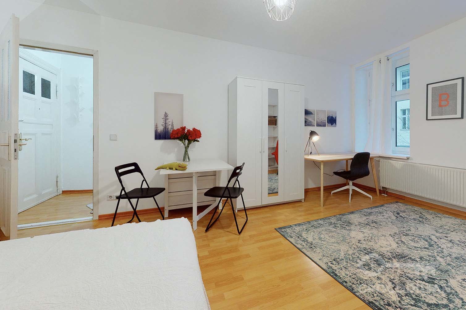 Quiet and cosy 1-Room Apartment close to Mauerpark