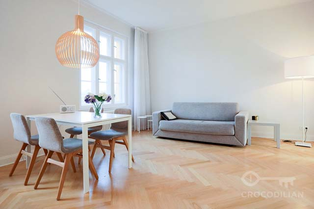 2-Room Flat close to Hauptbahnhof and Park in Mitte