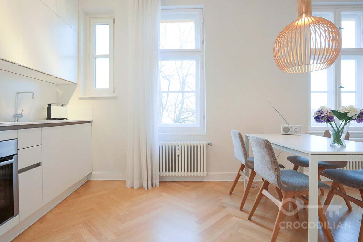 2-Room Flat (W96) close to Hauptbahnhof, Parking inclusive