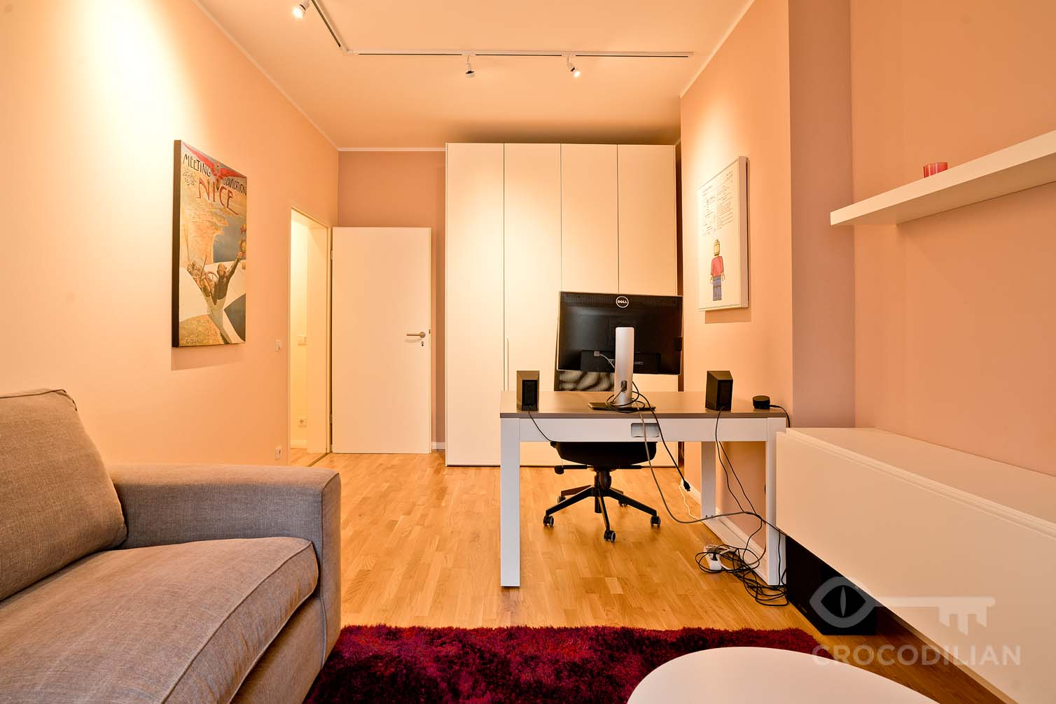 Stylish Highlight in Prenzlauer Berg: 3-Room Apartment, 2 Bedrooms, Balcony, Metzerstr.