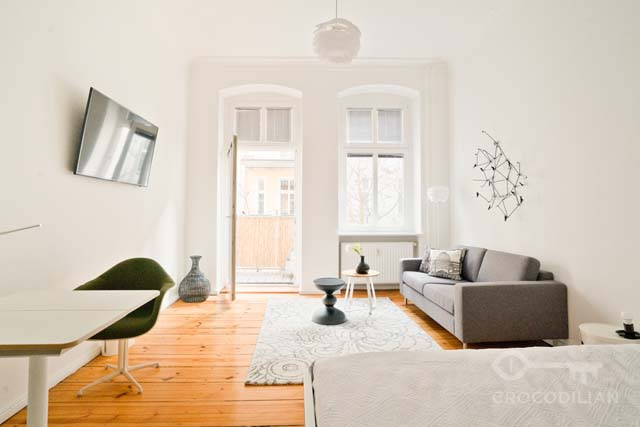 First Use: High-Quality living in Prenzlauer Berg