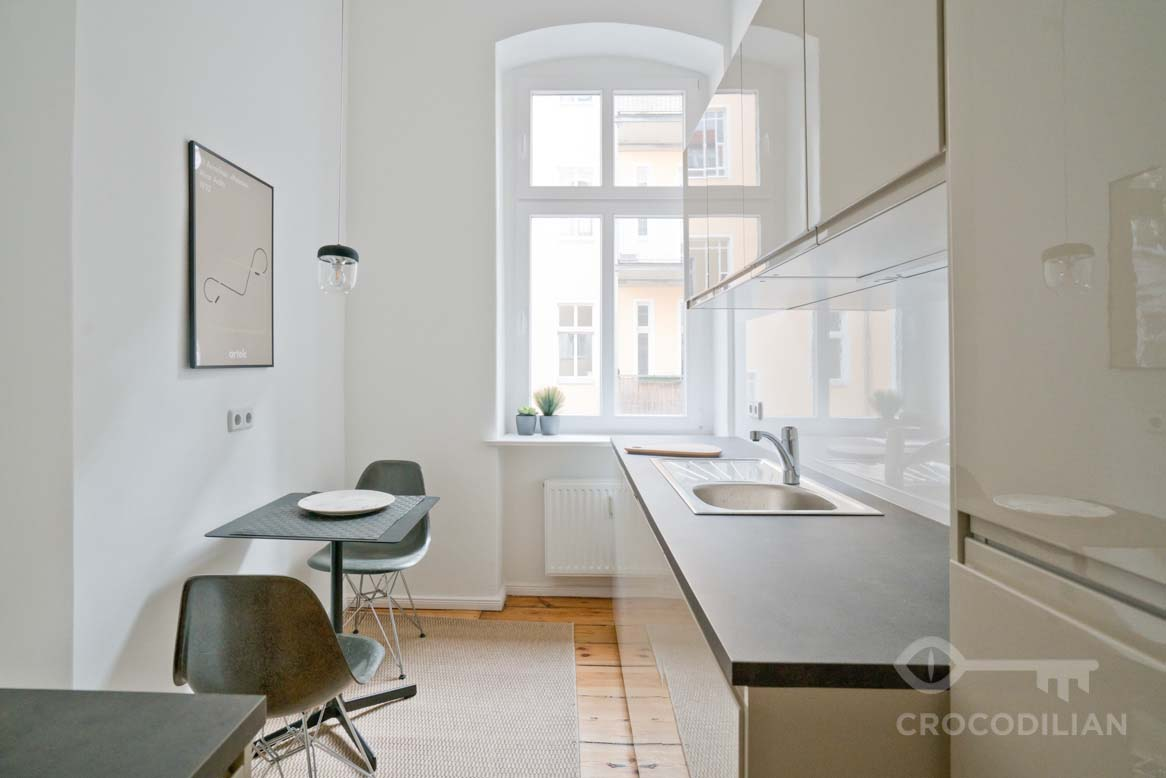 High-Quality living in Prenzlauer Berg