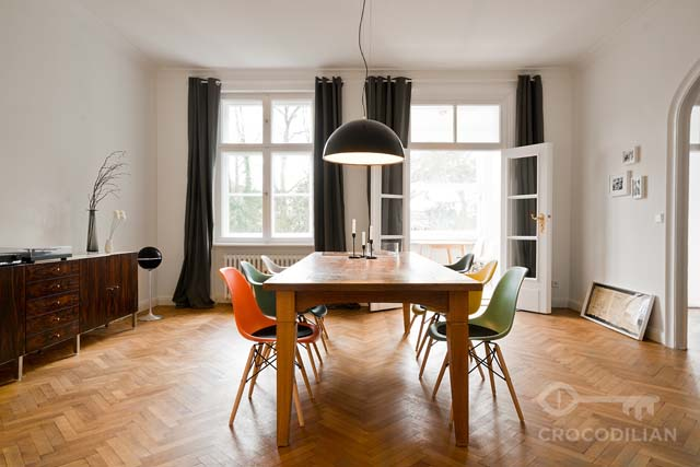Luxury Living with Park View in Grunewald