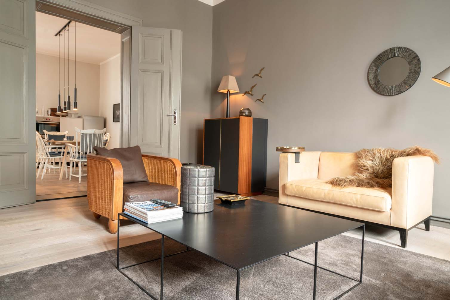 Classy, Tastful and Comfy Apartment in Mitte close to Monbijoupark