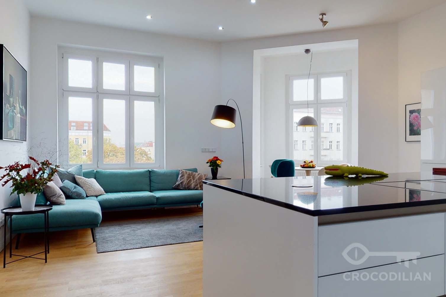 Just Beautiful: 4-Room Flat with 3 Bedrooms