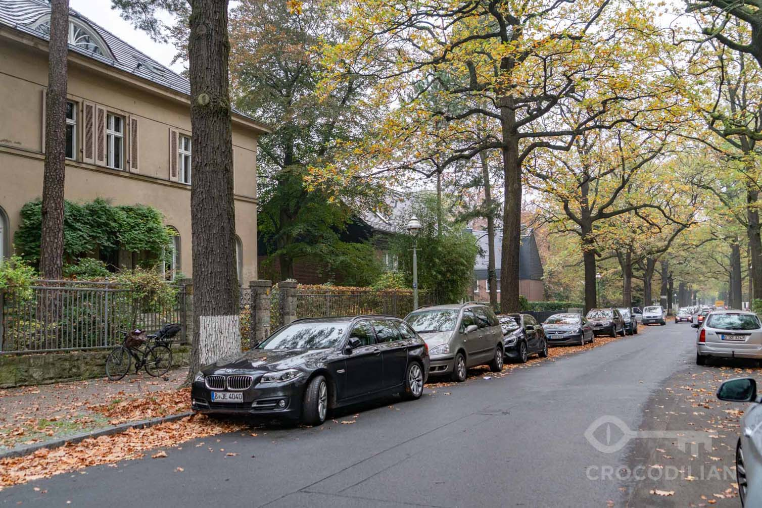 Chic 2-Room Apartment in green and quiet Area in Grunewald