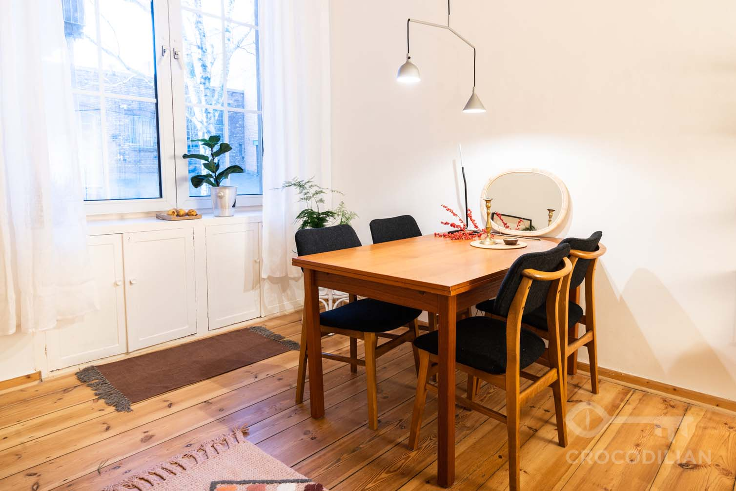Stylish and cosy 1-Room Apartment in Kreuzberg