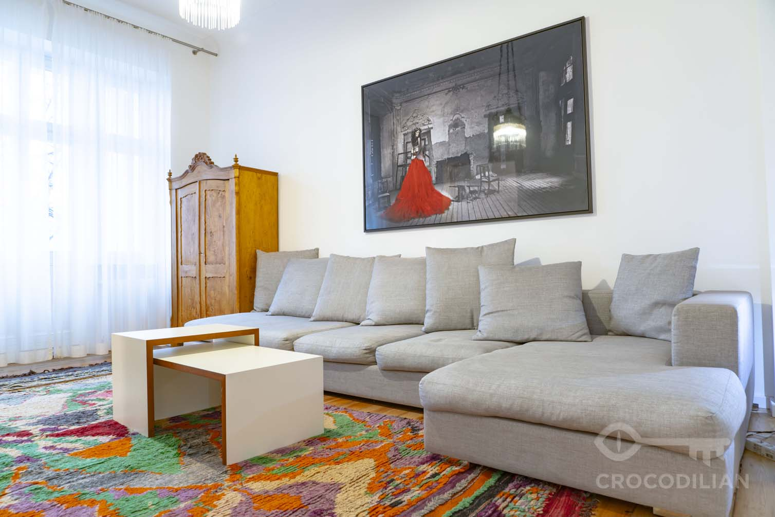 Attractive 2 Bedroom Flat in Prenzlauer Berg